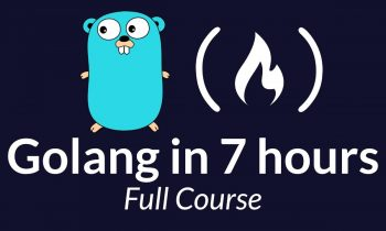 Learn Go Programming – Golang Tutorial for Beginners